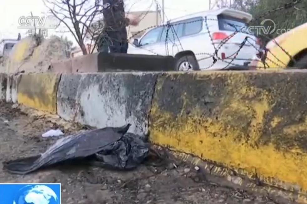 伊拉克巴格达汽车炸弹爆炸 8人丧生