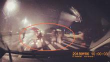 """""""重大""""交通事故现场:实习期男子驾车上路撞倒一群大学生!"""