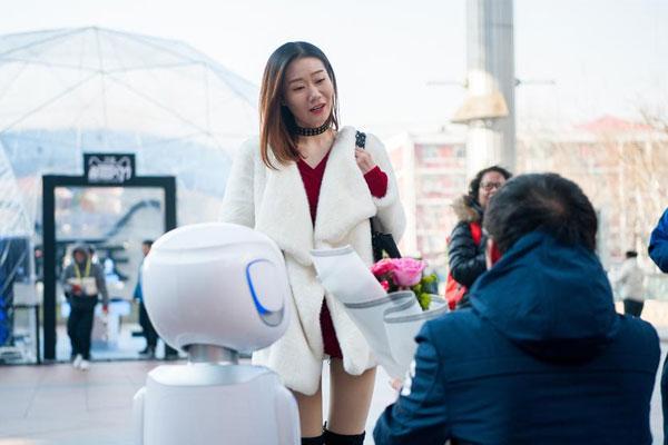程序员携机器人求婚被拒:去和机器人过日子