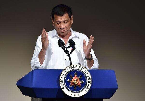 菲律宾总统杜特尔特:无意延长任期或取消明年选举