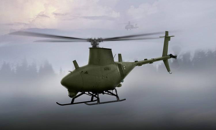 法国启动舰载无人直升机研发项目