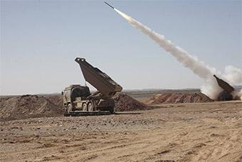 又一款国产武器:SR5火箭弹现身阿尔及利亚