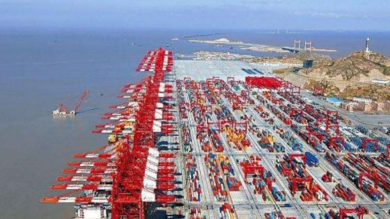 英媒:中国外贸去年竟实现两位数增长反转!