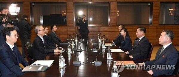 韩朝平昌奥运工作会谈将于17日举行 讨论朝参奥具体事宜