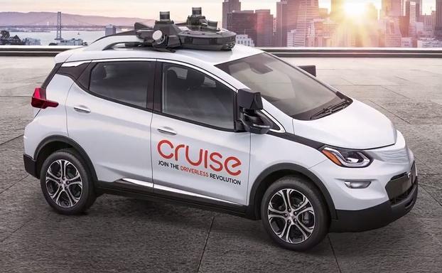 通用拟2019年投放新一代无人驾驶车 无方向盘与踏板