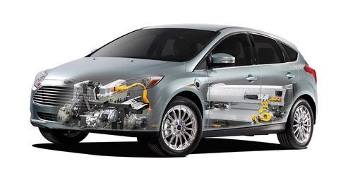 福特计划投资110亿美元巨资研发新能源汽车