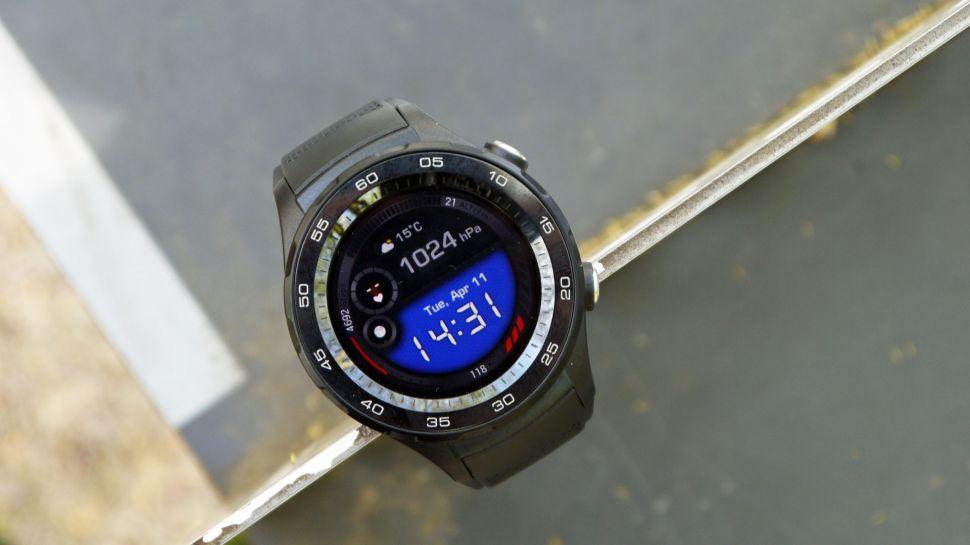 """新专利曝光 华为新款智能手表边框或将可""""触摸"""""""