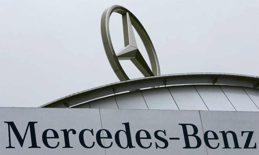 德系豪华车三巨头2017年销量出炉 奔驰蝉联冠军