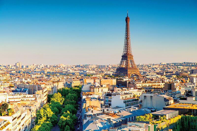 法城市购房压力调查:拿25年最低工资能在巴黎购10平米