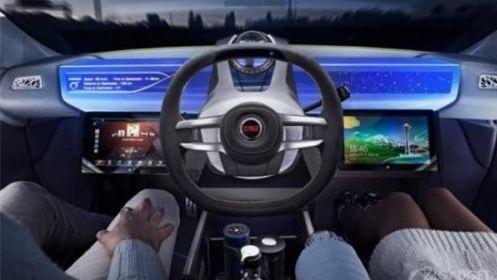 无人驾驶汽车将在未来几年实现上路运行