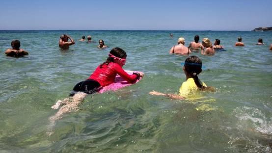澳东南部新一轮热浪或来袭 悉尼气温或飙至44度