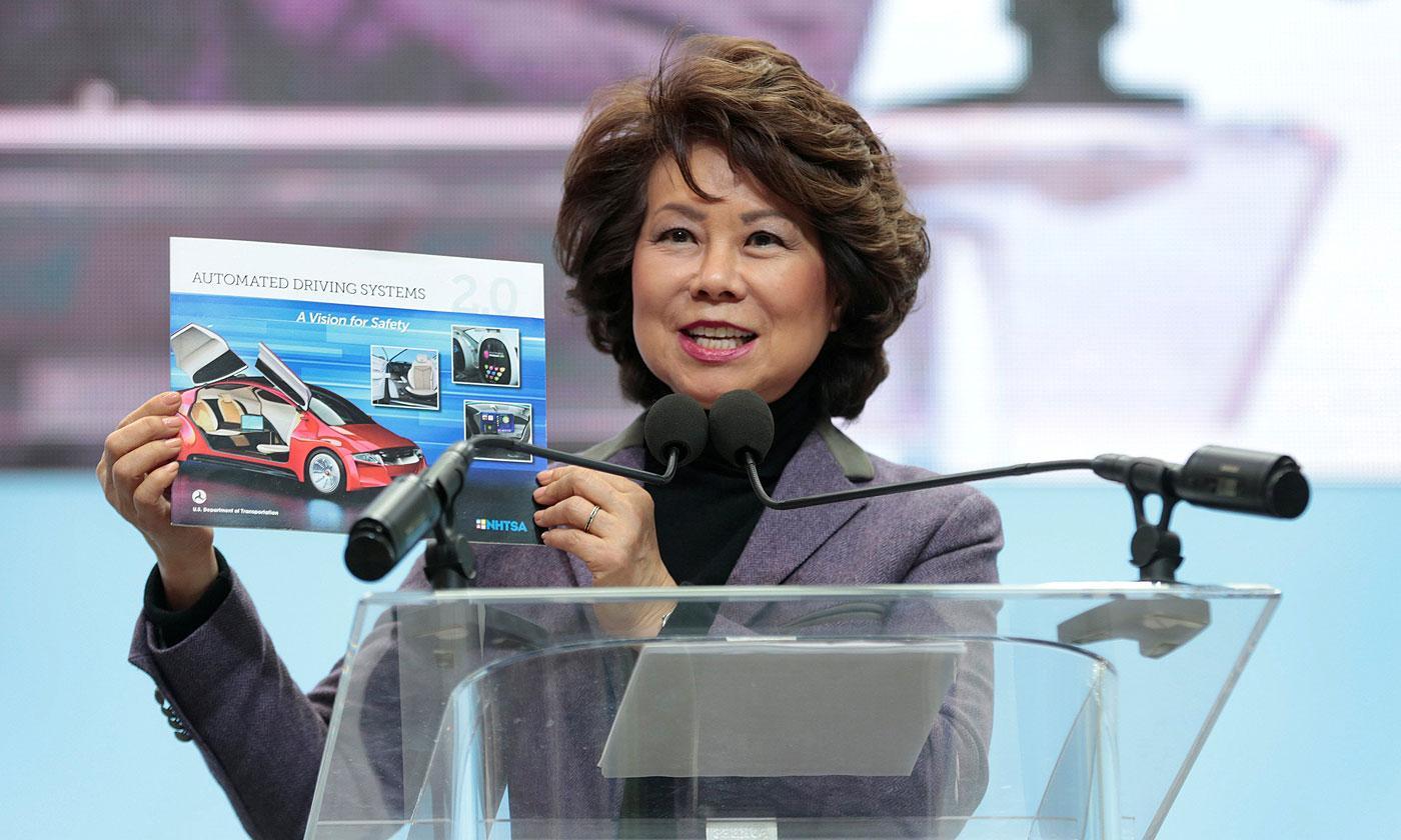 美交通部拟今夏公布自动驾驶汽车修订条例