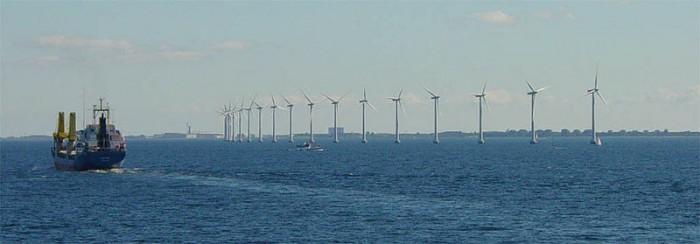 丹麦2017年风电占总发电量超40%