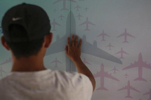 美媒:马航MH370残骸或位于南纬35度印度洋深处