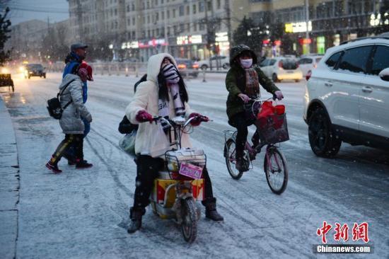 京津冀地区为何一直不见下雪?气象局专家这样回应