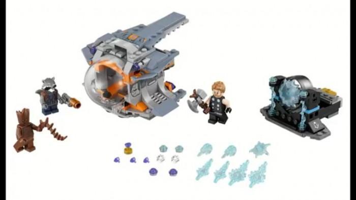 乐高玩具暗示《复仇者联盟3》剧情