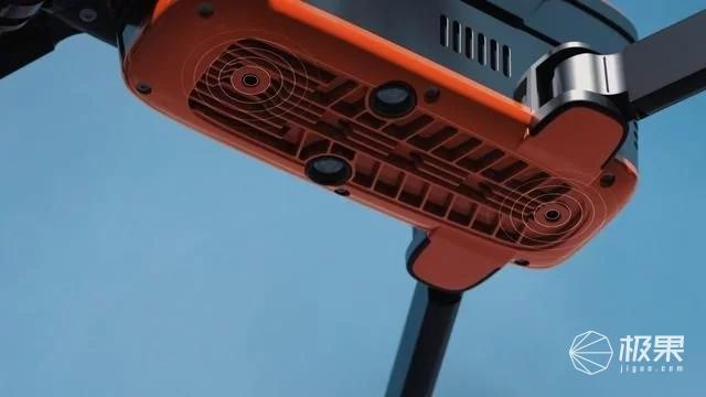Autel发布折叠便携无人机 神似大疆定价更低
