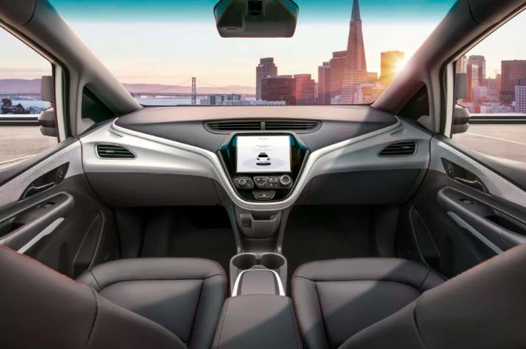 无方向盘和踏板 通用汽车2019年将生产无人驾驶车
