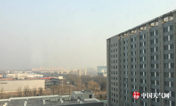 """北京空气质量""""闪现""""优良明起再转差 本周仍无雨雪"""