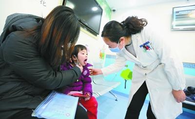 北京多家医院延长儿科门急诊时间