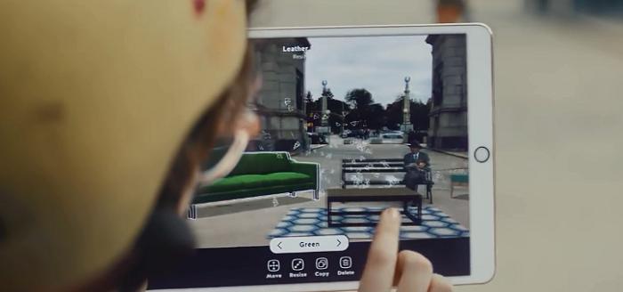 苹果发布iPadPro新广告:专注AR软件和ApplePencil