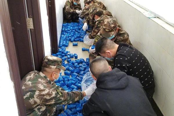 武警中缅边境破特大毒品案 缴毒62.3公斤