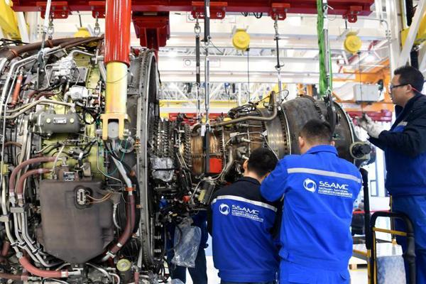 亚洲最大航空发动机维修基地:修一台几百万