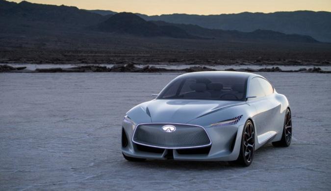 全新的设计 英菲尼迪发布Q Inspiration概念车