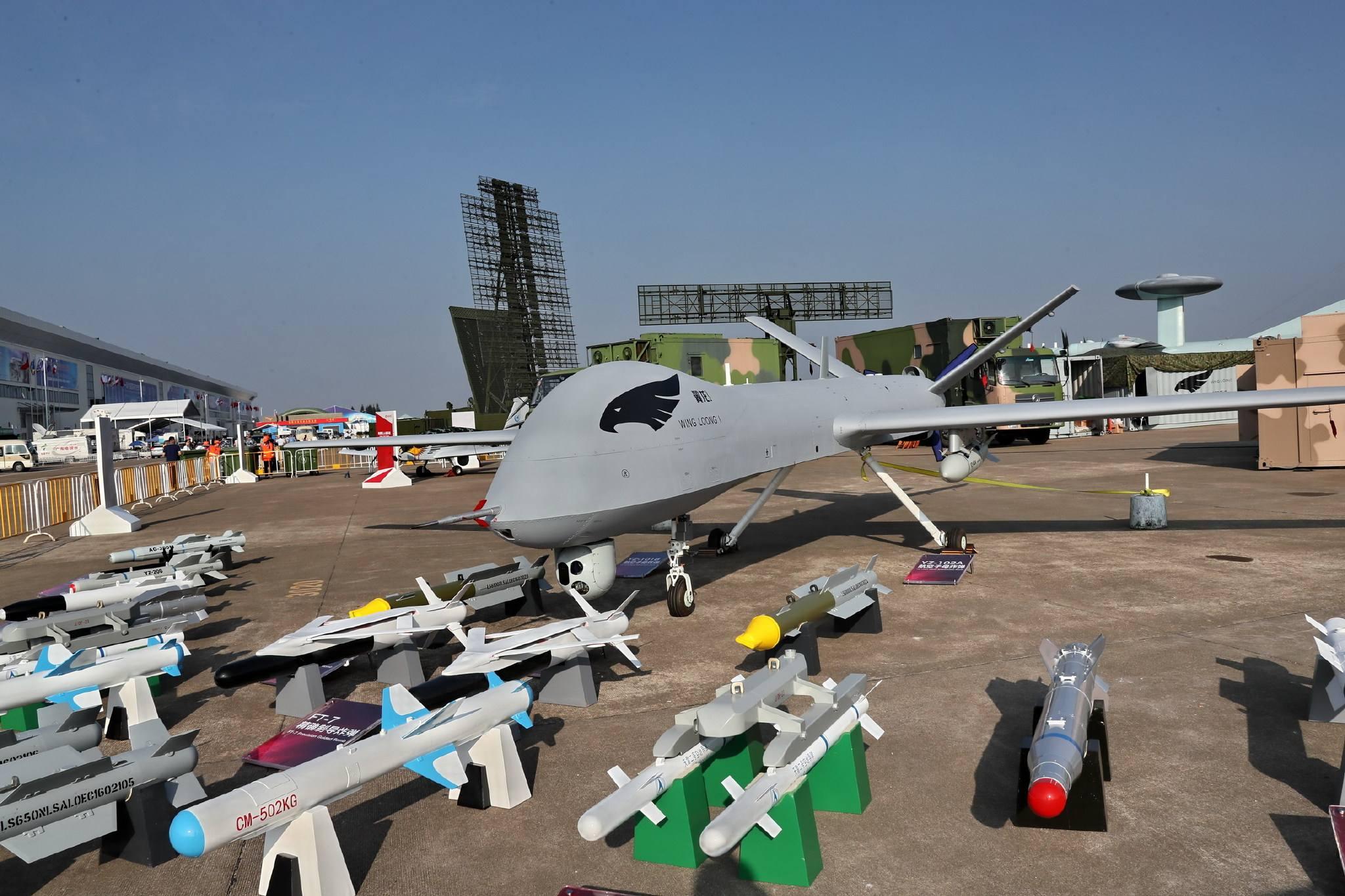 中国翼龙无人机现身巴基斯坦 又拿下一笔大单?