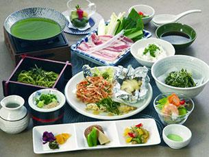 在茶乡静冈体验全茶料理