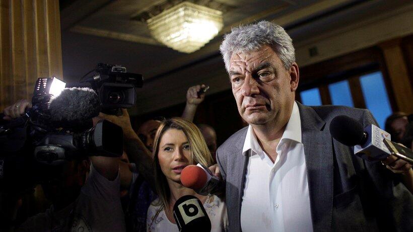 罗马尼亚总理图多塞宣布辞职 称缺乏党内支持