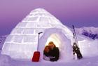 围观全球特色冰雪酒店