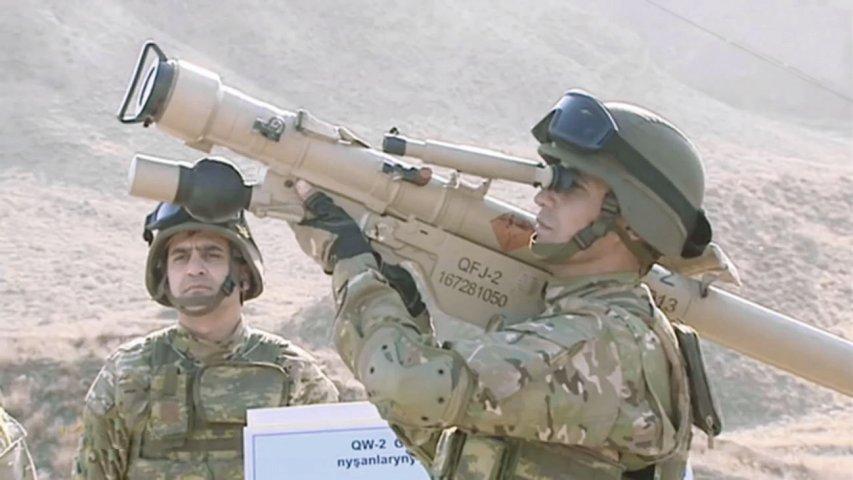 简氏:土库曼斯坦购买全套中国外贸防空导弹