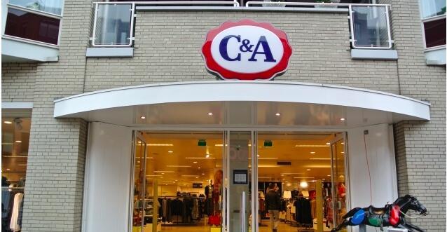 传中资将收购欧洲百年老店C&A时装品牌
