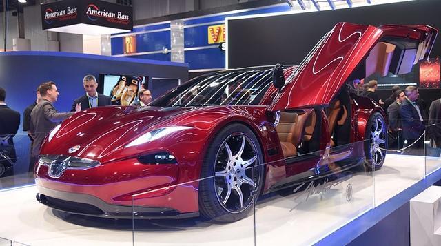惊喜大于失望 CES2018揭示了电动汽车的发展未来
