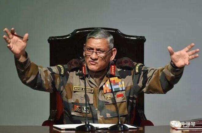 印军司令:我们在所有地方做好了准备 中国不敢再挑事!
