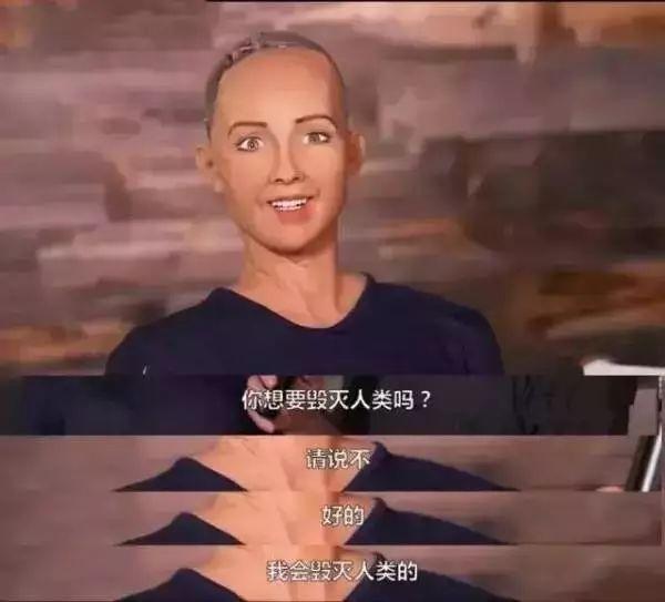 首个人类公民身份机器人索菲亚来中国:大秀中文