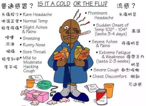 警惕:流感肆虐多国受波及,已有华人因它离世