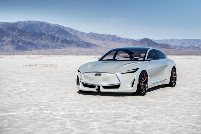 全新的设计时代 英菲尼迪发布Q Inspiration概念车