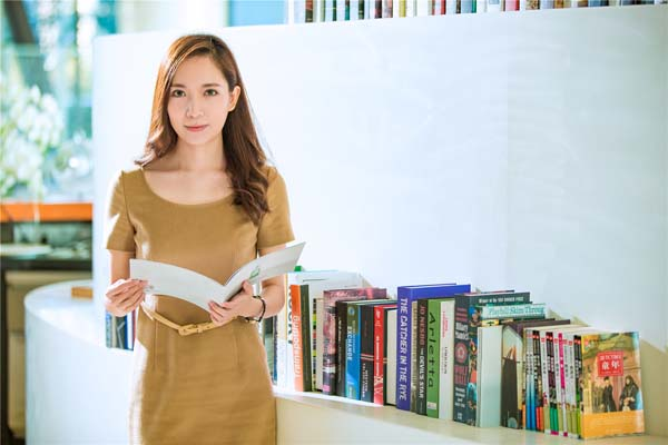 夏茉涵谈翻译官:有时候要像一名外交官