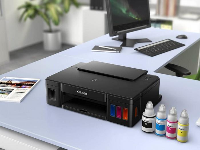 佳能英国推出可填充墨水式打印机