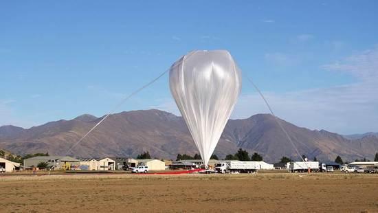科研气球越来越强 商业公司助推美亚轨道研究发展