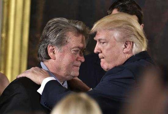 他将再撬动白宫、撬动特朗普?班农遭通俄门特检传唤作证