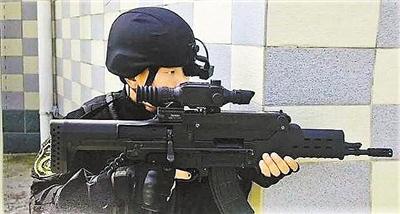 """解密中国""""战略步枪"""":一支枪就是一个作战系统"""