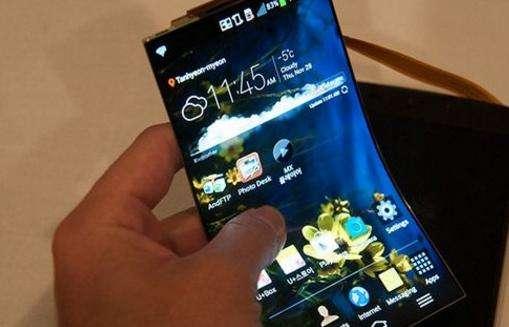 这次靠谱了?彩色专利图展示能折叠的Galaxy X
