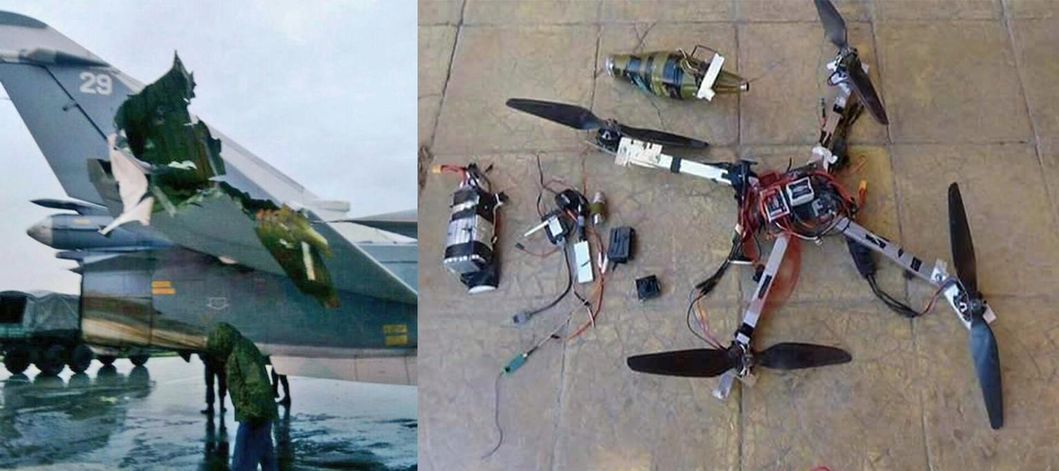谁策划了无人机偷袭俄基地?普京表示:我知道是谁