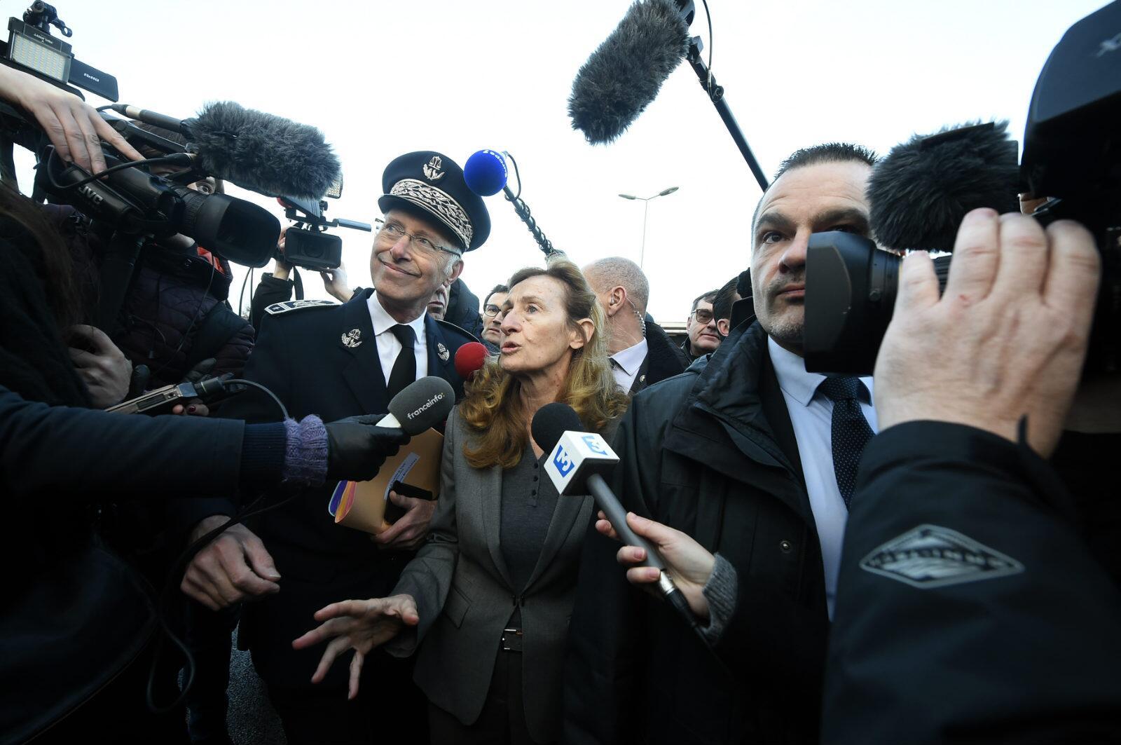 法国监狱再爆两起袭警事件 狱警抗议风潮仍持续