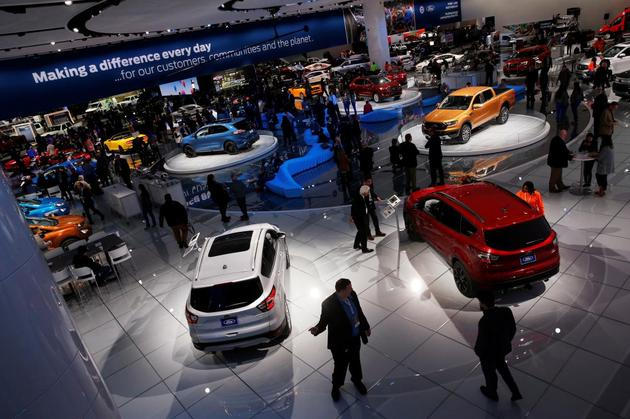 井喷式增长 全球车企向电动车领域注资900亿美元