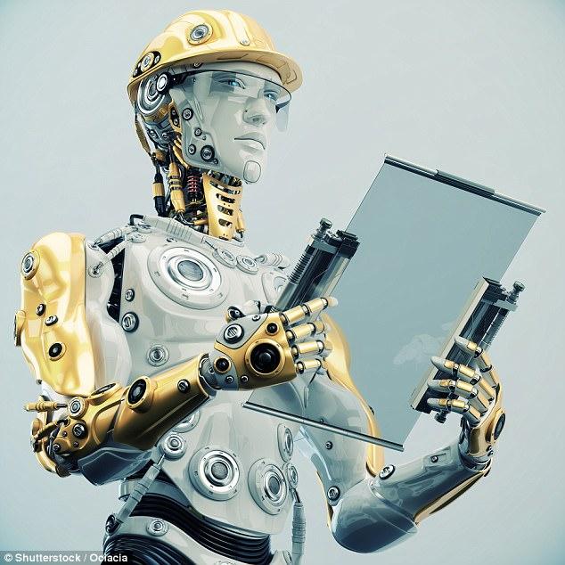 专家:机器人冲击就业 中国需要转变工种的人数最多