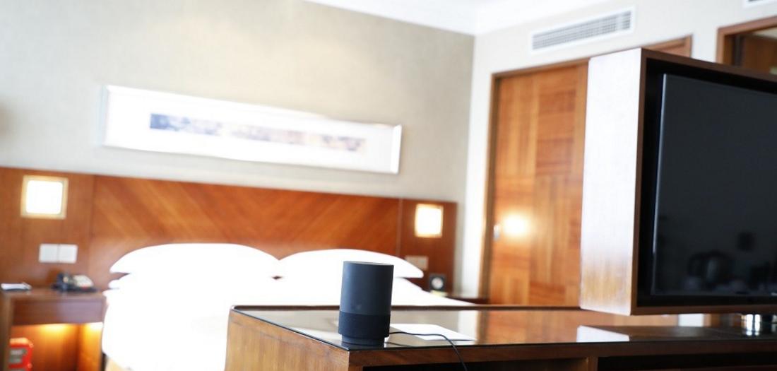 智能音箱大战,阿里巴巴率先打入台湾酒店市场